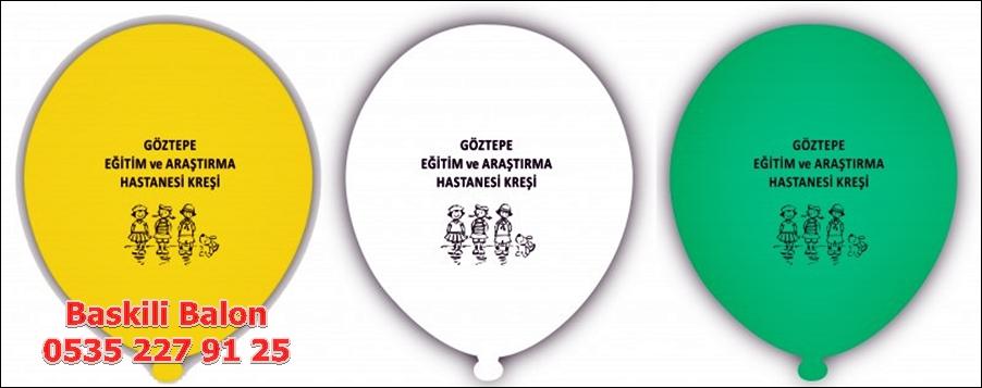 baskili balon organizasyonu